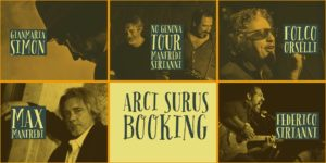 arci surus booking loc
